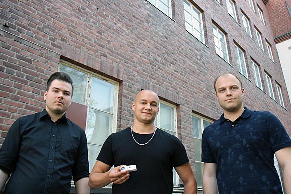 Miika, Arttu, Sander