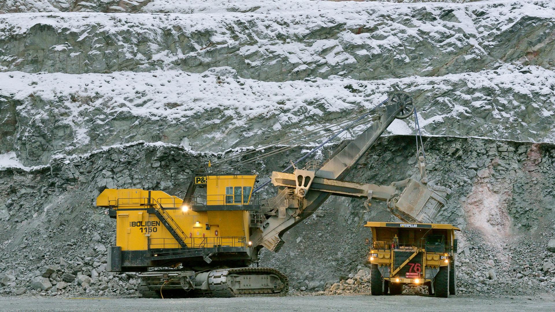 Kaivosteollisuus Suomessa