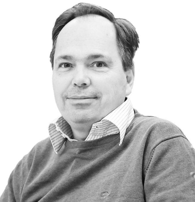 Tapio Bergholm Dosentti Itä-Suomen yliopisto. Kuva: Maarit Kytöharju