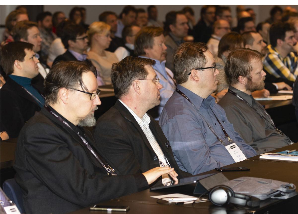 Henkilöstönedustajat saavat vertaistukea toisiltaan esimerkiksi  YTN:n järjestämissä tilaisuuksissa  kuten maaliskuisessa YTN Summitissa.