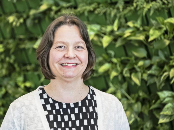 Silja Kostia toivoo tiivistä yhteistyötä opetuksen ja työelämän välille.