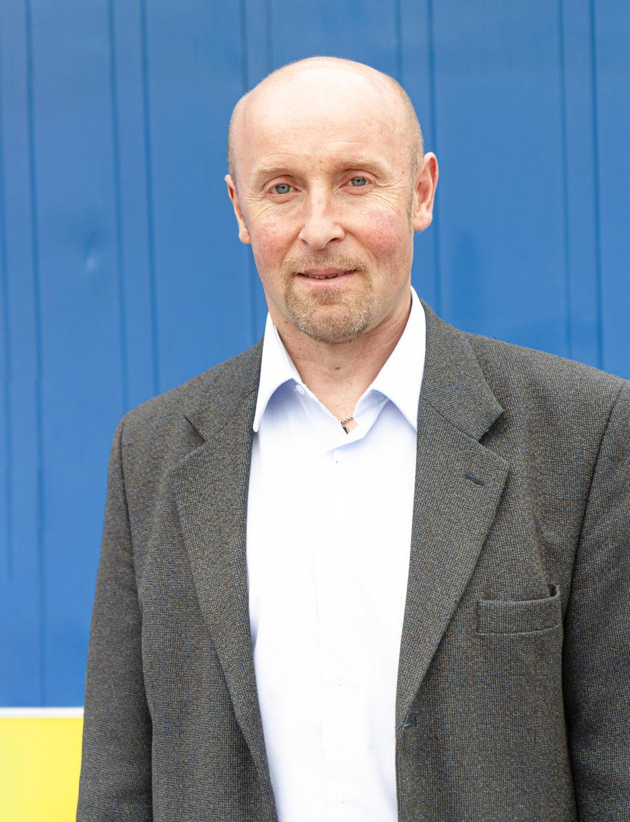 Petri Kokkonen toimii varapää- luottamushenkilönä Eatonilla.