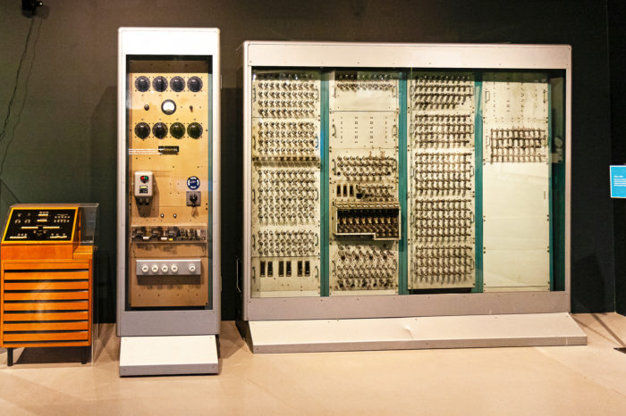 Esko  oli Suomen ensimmäinen tietokone.