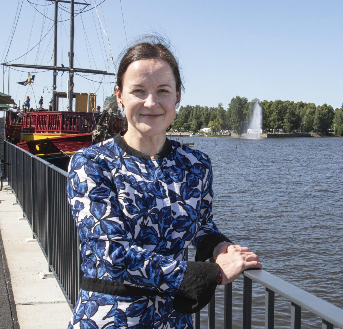 Juhlavuoden projektin johtaminen antoi  Grete Ahtolalle hyvät evää tulevaisuuteen.  Viime kesää on kiva muistella.