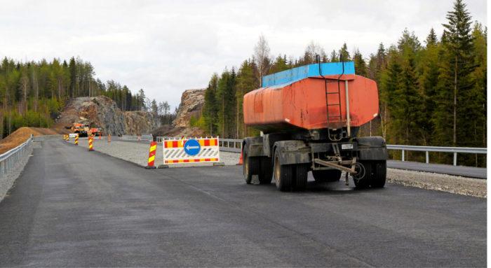 Pian avattavaa tieosuutta 10 kilometriä Mikkelistä Juvalle.