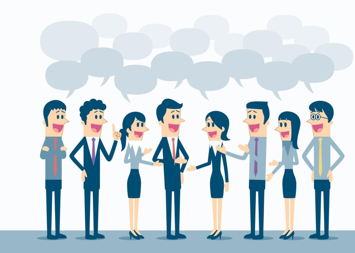Hyvää työilmapiiriä luovat muun muassa luottamus ja myönteiset, kannustavat viestit.
