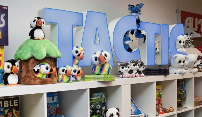 Osa yrityksen tuotteista on suunnattu erityisesti lapsille.