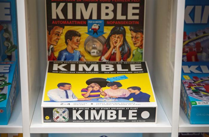 Tactic Gamesin tarina alkoi Kimblestä.