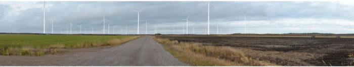 Haapaveden Piipsannevalla saattaa  viuhua lähitulevaisuudessa lähes  sadan tuulivoimalan siivet.
