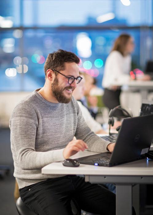 Digital Workforce kehittää ohjelmistorobottelja Husille.