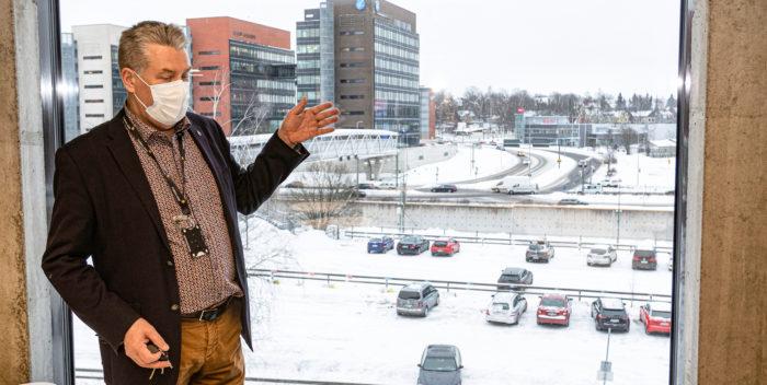Vararehtori Juhani Soinin mukaan uusien tilojen valmistuminen on piristysruiske Turun alueelle.