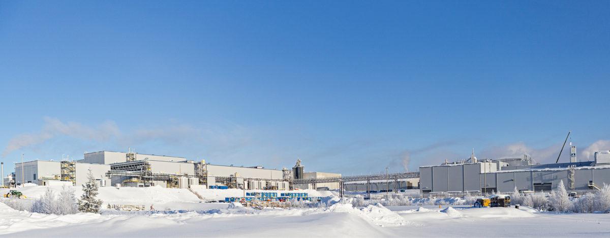 Akkukemikaalitehdas aloittaa kaupallisen tuotannon loppukeväästä.