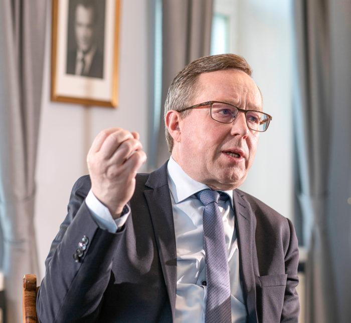 Mika Lintilän mukaan Suomi on muuttunut Nokian menestyksen ajoista.