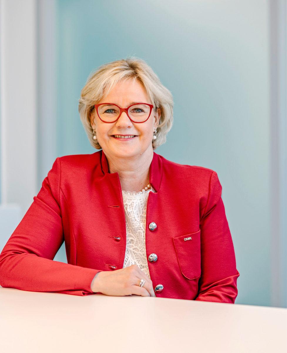 Yhteistyömahdollisuus yritysten kanssa on tärkeää, Heidi Fagerholm painottaa.