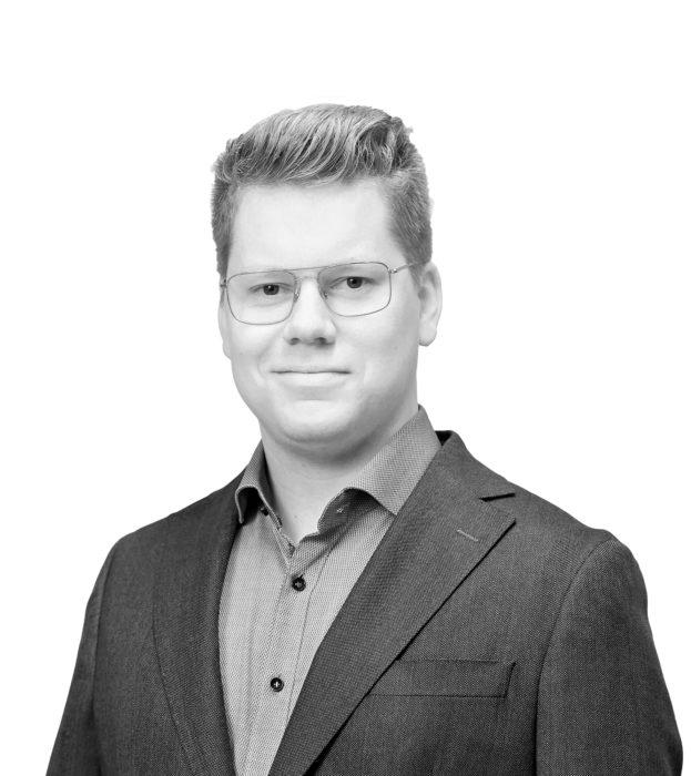 Janne Jama, varapuheenjohtaja, Insinööriopiskelijaliitto IOL