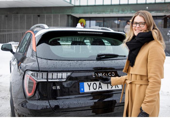 Kiinalainen autovalmistaja Geely toimitti keväällä testiautonsa Oulun Automotive -klusterin toimijoiden kehitysalustaksi.