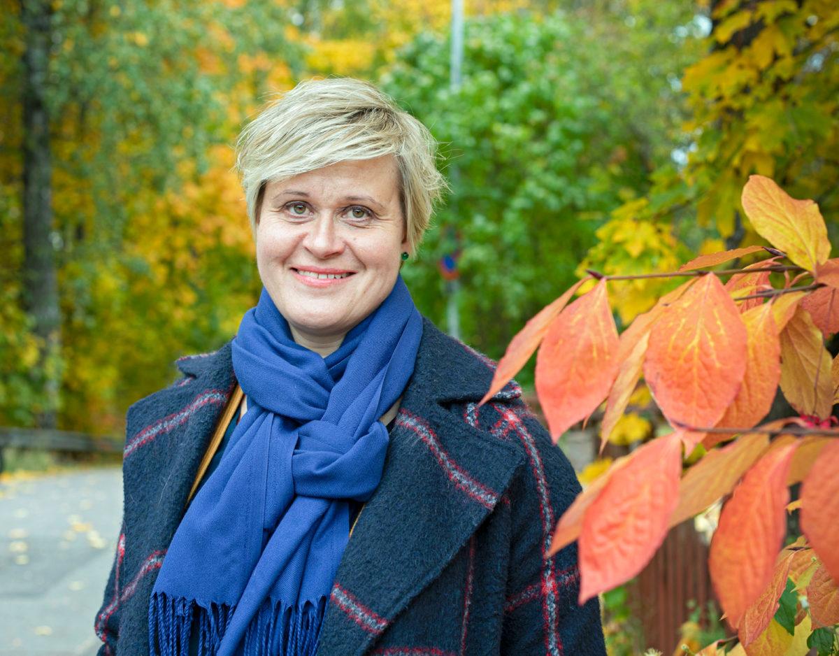 – Arene pienenä järjestönä kaipaa yhteistyökumppaneita. Mitä enemmän meillä on yhteinen ääni, sitä parempi, sanoo Ida Mielityinen.